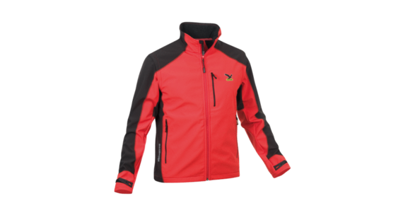Salewa KABRU Men's SW 2/1 JACKET red